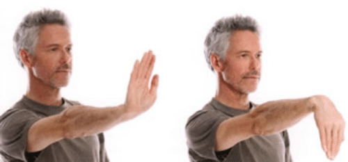 Упражнение для кистей рук