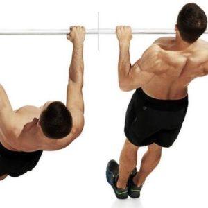 Австралийские подтягивания и правильная техника выполнения упражнения