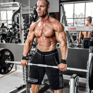 Становая тяга классическая поможет быстро накачать мышцы спины