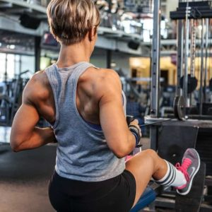 Гребная тяга накачает ваши «КРЫЛЬЯ» и широчайшие мышцы
